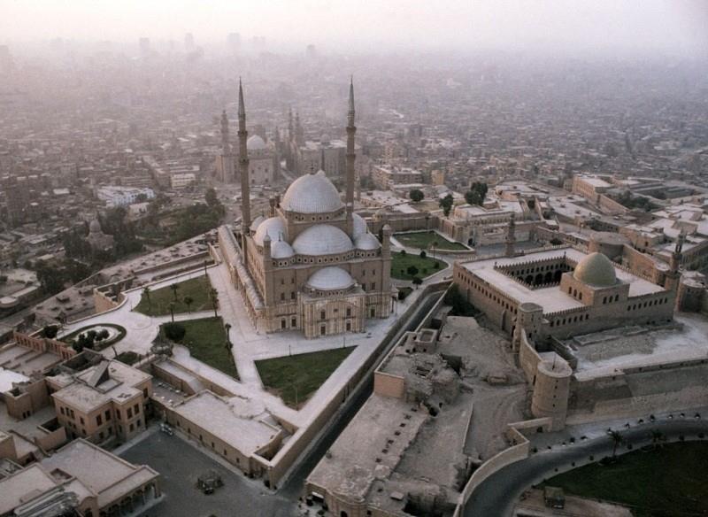 passeio mesquita