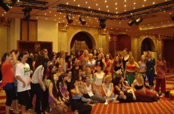 Viagem ao Oriente [Egito 2007] – Extrair a dança direto da fonte!