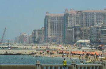 Viagem ao Oriente – Alexandria – Egito